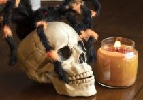 Imágenes de Halloween: calaveras y calabazas