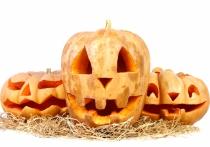 Imágenes de Halloween: fotos de calabazas