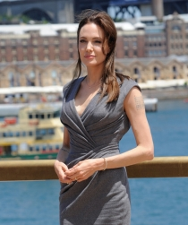 Famosas con vídeo erótico: Angelina Jolie