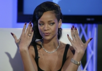 Famosas con vídeo erótico: Rihanna