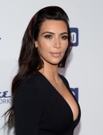 Famosas con vídeo erótico: Kim Kardashian