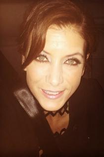 Kate Walsh, feliz y radiante