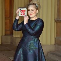 Curiosidades de Adele: 'murió' en 2012