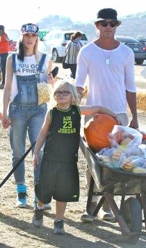 Halloween Pumpkin: Gwen Stefani, ¡a por la calabaza!