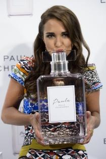 Famosas con perfumes: Paula by Paula Echevarría