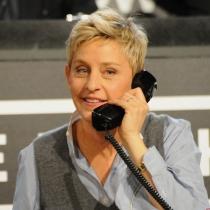Presentadores Oscars: Ellen Degeneres