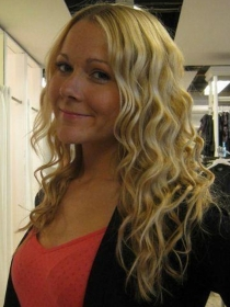 Muertes trágicas de misses: Elin Krantz, Miss Suecia 2010