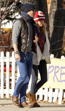 Blake Lively y su marido, el actor Ryan Reynolds