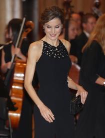 La Reina Letizia, espectacular para los premios Princesa de Asturias