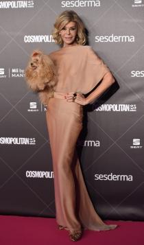 25 aniversario Cosmopolitan: Bibiana Fernández y Hope, dos estrellas