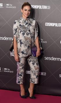 25 aniversario Cosmopolitan: Marta Hazas, radiante y estupenda