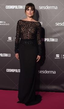 25 aniversario Cosmopolitan: Adriana Ugarte, muy sexy