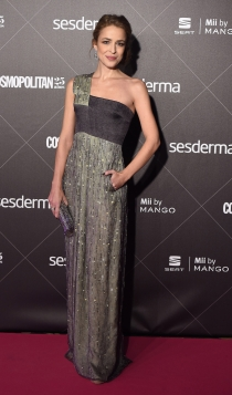 25 aniversario Cosmopolitan: Silvia Abascal, muy guapa