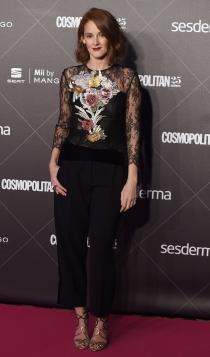 25 aniversario Cosmopolitan: Ana Polvorosa, elegante y sofisticada