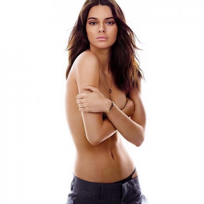 Kendall Jenner no es una Kardashian porque posa natural