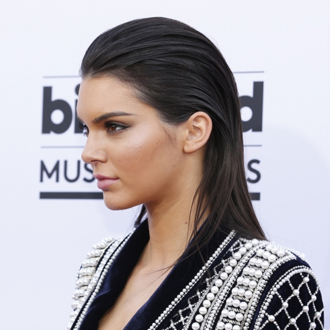 Kendall Jenner es más que una Kardashian, es chica Balmain