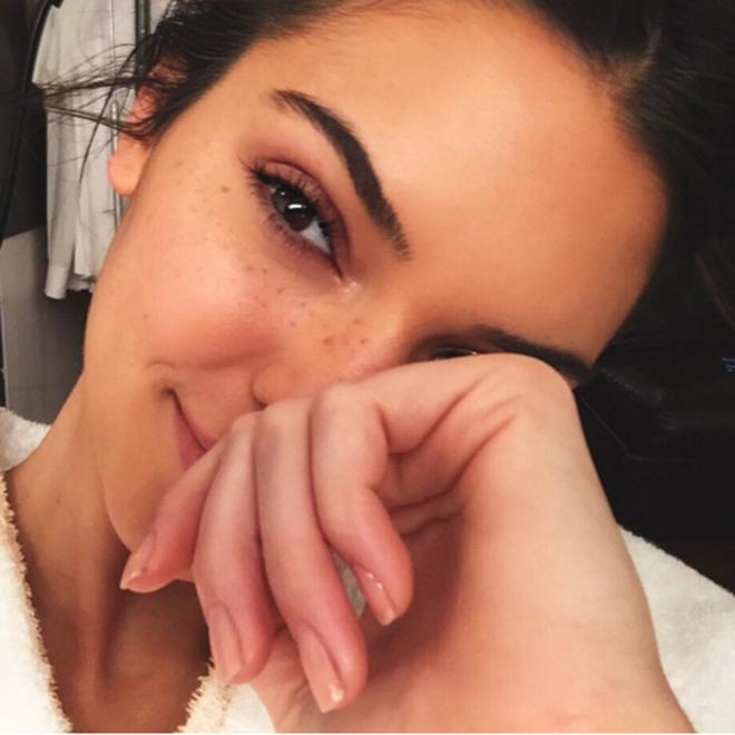 Kendall Jenner no es una Kardashian porque no necesita maquillaje