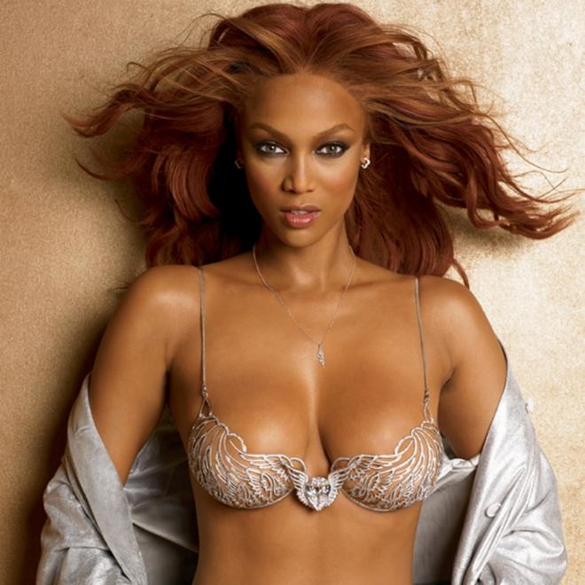 Fantasy Bra: un sujetador para Tyra Banks