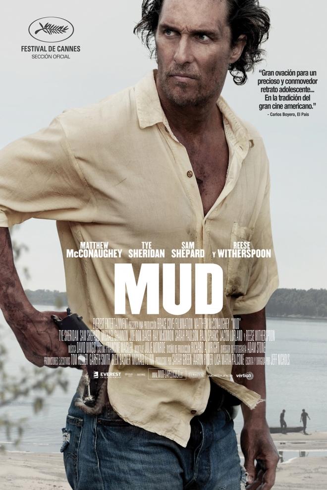 Películas Matthew McConaughey: Mud