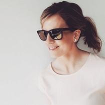 Susie Wolff, un selfie de Fórmula 1