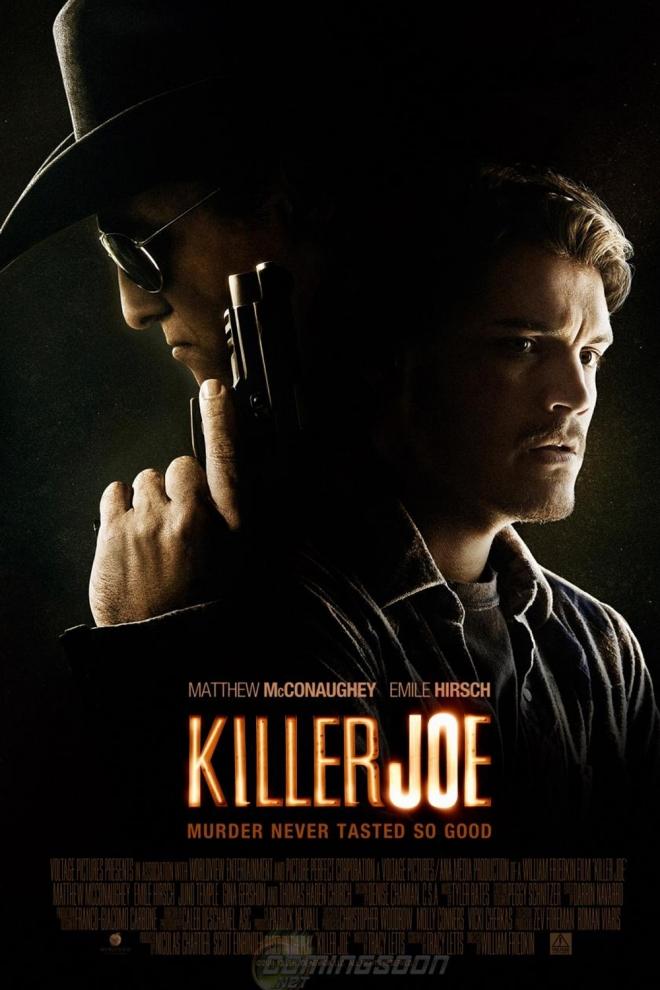 Películas Matthew McConaughey: Killer Joe