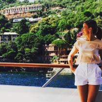 Las vacaciones de Susie Wolff en Instagram