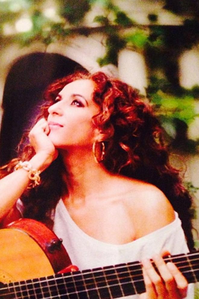 Rosario Flores, una artista con duende
