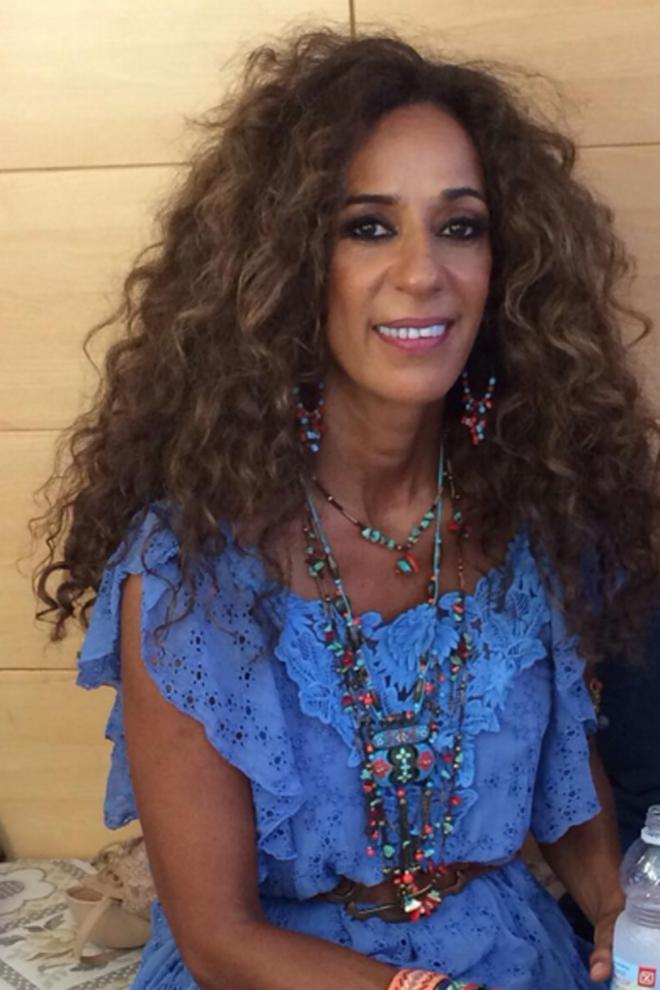 Rosario Flores, natural como la vida misma