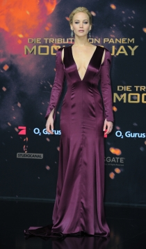 The Hunger Games: Jennifer Lawrence, muy sexy