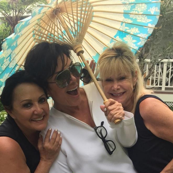 Las fotos de Kris Jenner y sus amigas
