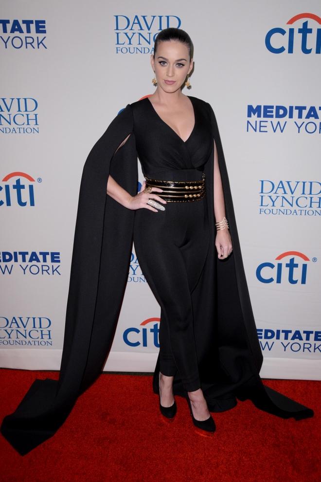 Katy Perry apuesta por las heroínas