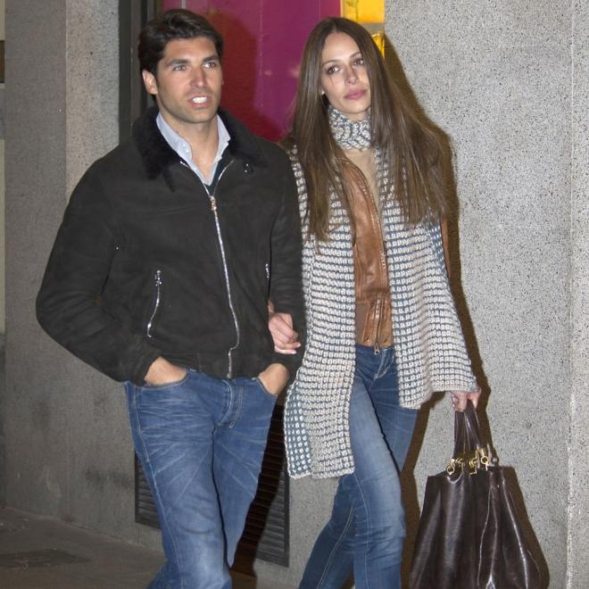 Eva y Cayetano, unos novios de la jet set española