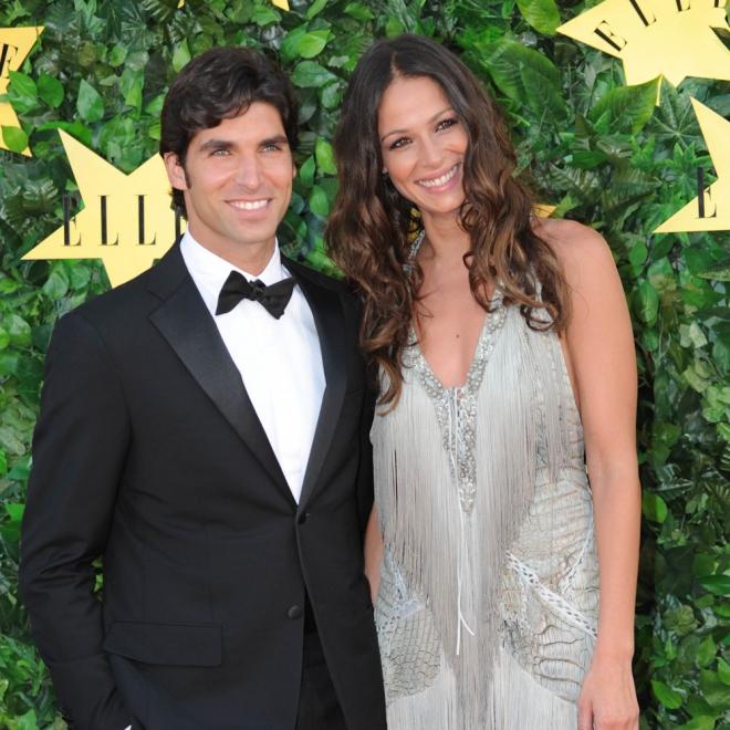 Eva González y Cayetano Rivera, guapos y felices