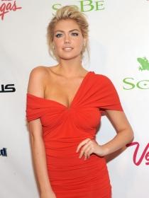Vestidos para pecho grande: Kate Upton