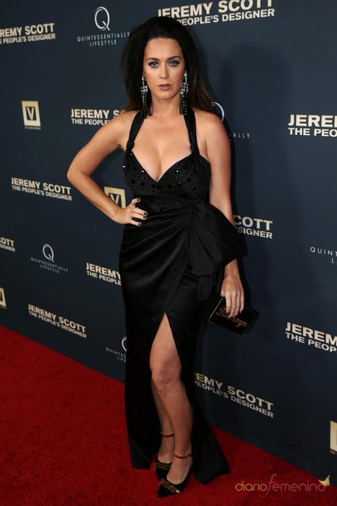 Vestidos para pecho grande: Katy Perry