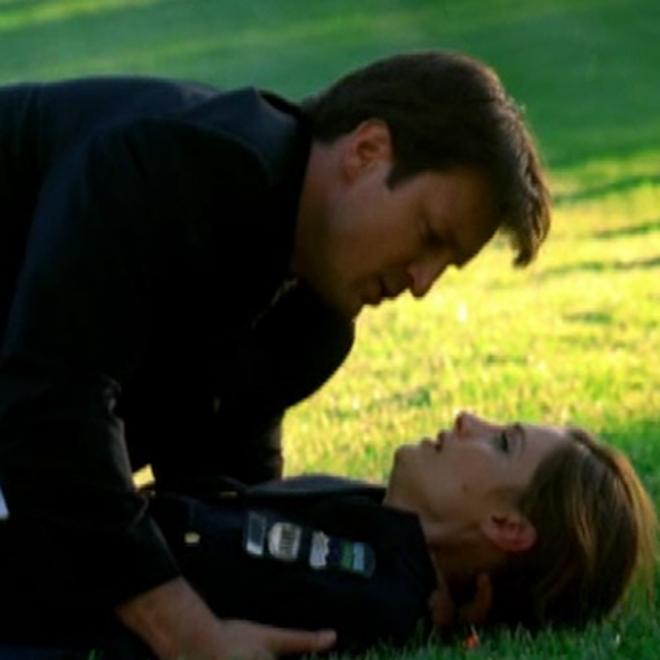 Castle: Beckett es disparada en el funeral de Montgomery