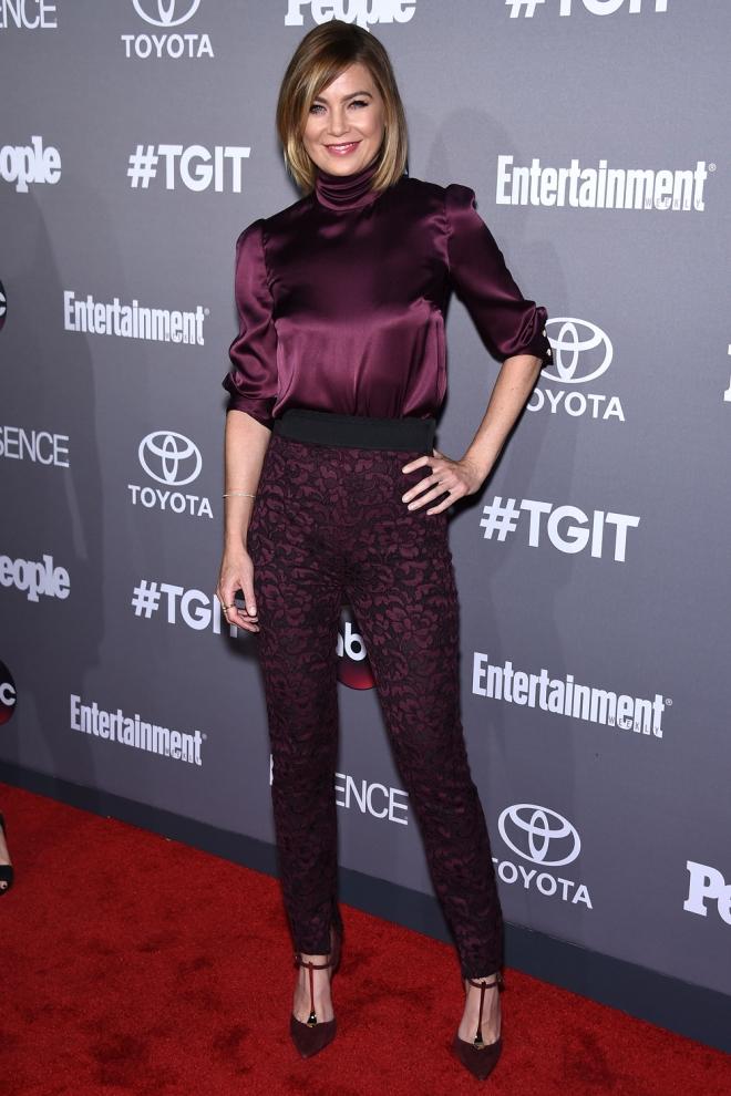 Ellen Pompeo, muy sexy