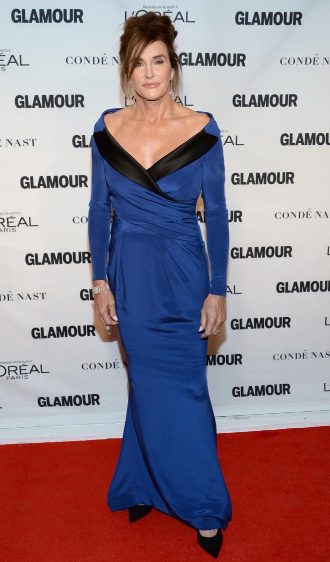 Premios Glamour Mujer del Año: Caitlyn Jenner, siempre estupenda