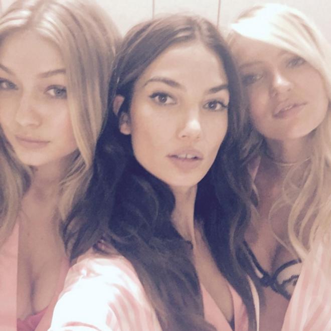 Victoria's Secret: los selfies de Lily Aldridge