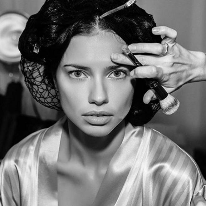 Victoria's Secret: los preparativos del desfile de Adriana Lima