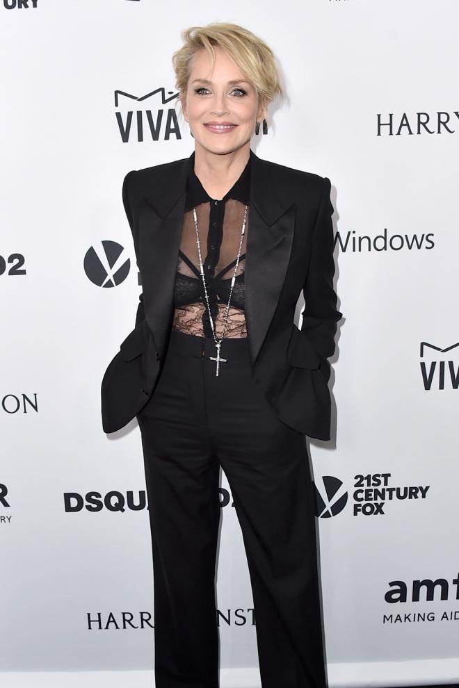 Mujeres por la igualdad en Hollywood: Sharon Stone