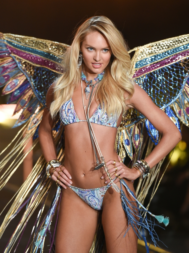 VS Fashion Show: Candice Swanepoel