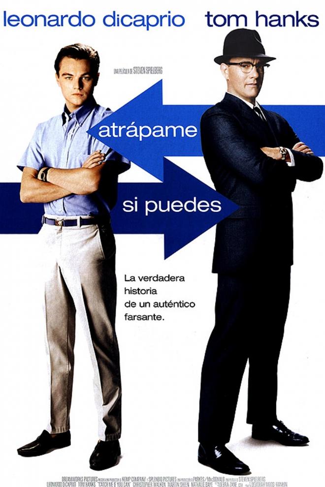 Películas Leonardo DiCaprio: Atrápame si puedes