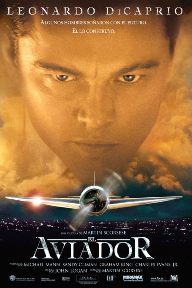 Películas Leonardo DiCaprio: El aviador