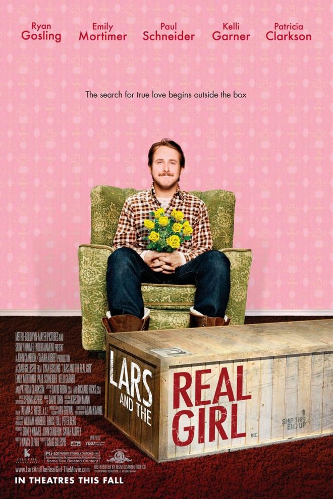 Películas Ryan Gosling: Lars y una chica de verdad