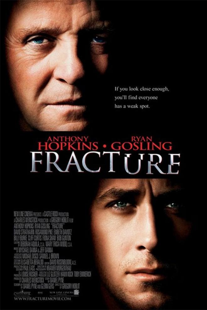Películas Ryan Gosling: Fracture