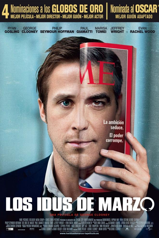 Películas Ryan Gosling: Los idus de marzo