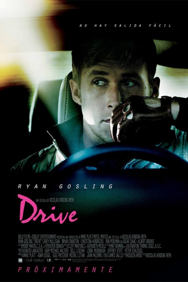 Películas Ryan Gosling: Drive