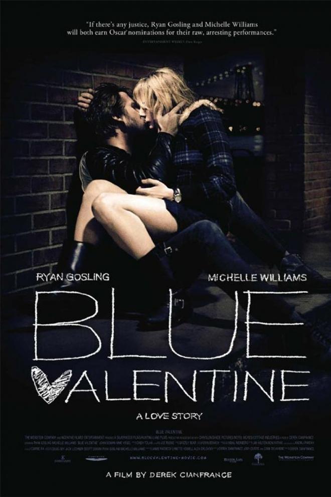 Películas Ryan Gosling: Blue Valentine