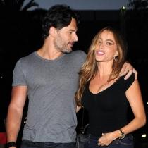 La cara más sexy de Sofía Vergara con Joe Manganiello